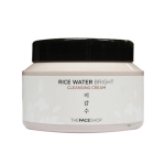 Rice Water Bright Cleansing Cream (Big), 400ml, SGD18.50