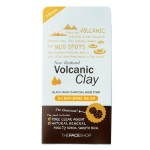 Volcanic Clay Blackhead Charcoal Nose Strip Package, 7 each, SGD7.00