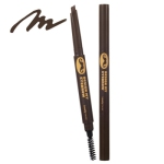 Lovely Meex Design My Eyebrow 02 Dark Brown, 0.25g, SGD6.00