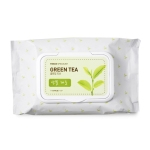 Tissue Specialist - Green Tea Cleansing Wipes, 40 sheets, SGD11.50