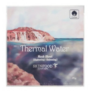 Thermal Water Mask Sheet (Hydrating - Softening), 24g, SGD4.00