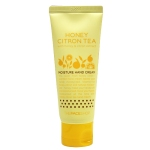 Honey Citron Tea Moisture Hand Cream, 70ml, SGD7.00