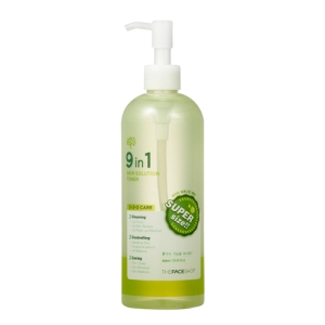 9 in 1 Skin Solution Toner, 400ml, SGD18.50