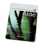 Aloe Calming Mask Sheet, 22g, SGD4.00
