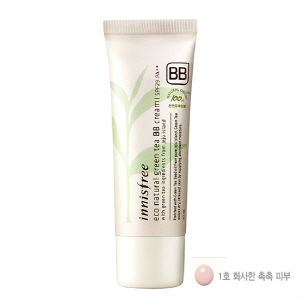 Eco Natural Green Tea BB Cream SPF29 PA++ No.1 Light Beige, 40ml, SGD29.00
