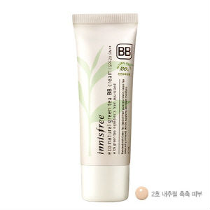 Eco Natural Green Tea BB Cream SPF29 PA++ No.2 Natural Beige, 40ml, SGD29.00