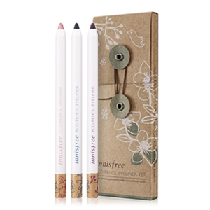 Eco Pencil Eyeliner Set, 1.8g*3, SGD25.50