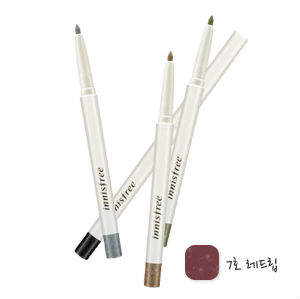 Eco Waterproof Liner No.7 Red Lip, 0.4g, SGD11.50