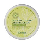 Green Tea Calming Cleansing Cream, 200ml, SGD15.00