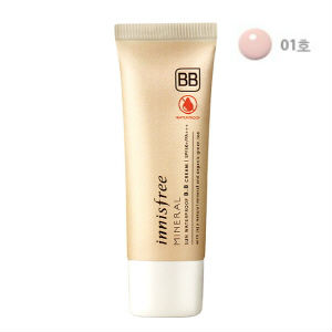 Mineral Sun Waterproof BB Cream SPF50+ PA+++ No.1 Light Beige, SGD32.00