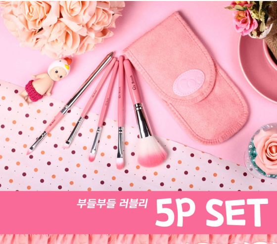 CoringCo Brush Set – 5pcs, SGD25.00