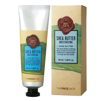 Shea Butter Moisturizing Hand Butter, 150ml, SGD15.00