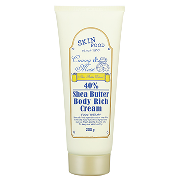 Shea Butter Body Rich Cream, 200g, SGD18.50