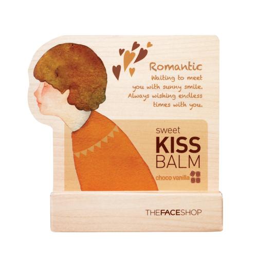 Sweet Kiss Balm - Choco Vanilla, 3.8g, SGD11.20