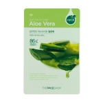 Real Nature Mask - Aloe Vera, 5 sheets, SGD8.90