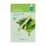 Real Nature Mask - Bamboo, 5 sheets, SGD8.90