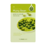 Real Nature Mask - Mung Bean, 5 sheets, SGD8.90