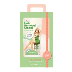 Make Me Smooth In Shower Hair Removal Cream, 100ml, SGD19.80