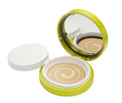 Vita Whitening Swirl Pact SPF20 PA+  No.1 Light Beige, 14g, SGD32.00