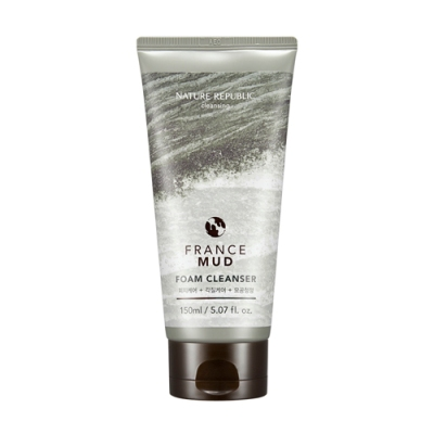 France Mud Foam Cleanser, 150ml, SGD13.10