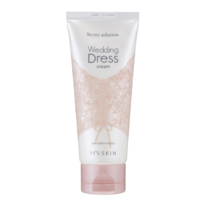 Secret Solution Wedding Dress Cream, 100ml. SGD13.90
