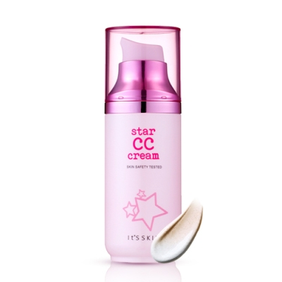 Star CC Cream, 50ml, SGD29.90