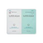Super Aqua Pore Correcting Black Head Clear Dual Patch, 2 pcs, SGD5.30