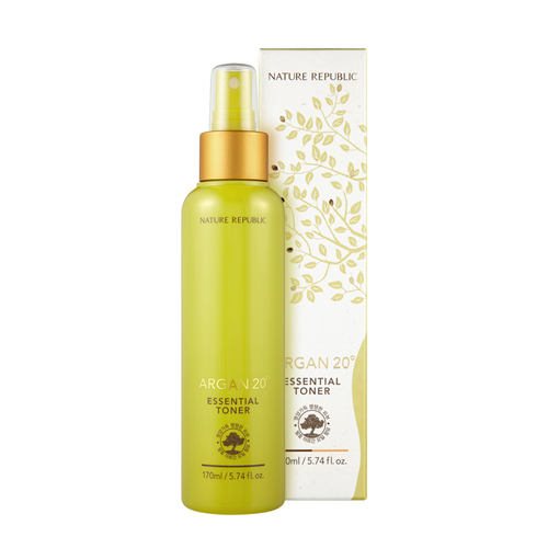Argan 20 Essential Toner, 170ml, SGD26.70