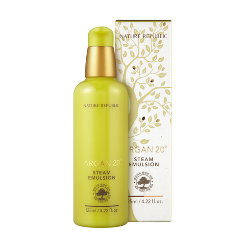 Argan 20 Steam Emulsion, 125ml, SGD26.70