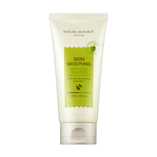 Skin Peeling Green Apple Peeling Gel, 120ml, SGD8.60