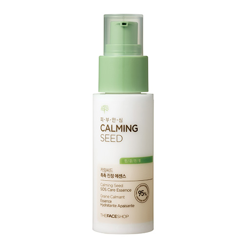 Calming Seed SOS Care Essence, 50ml, SGD40.40