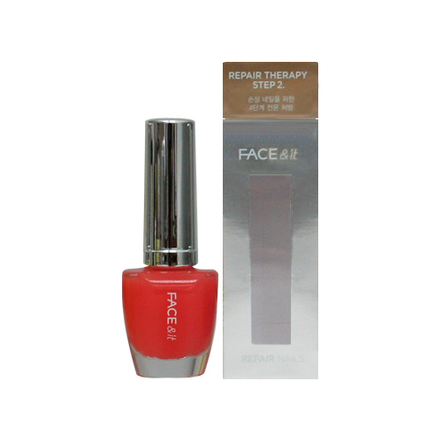 Face & It Repair Nails 02 Calcium Gel, 11ml, SGD9.60