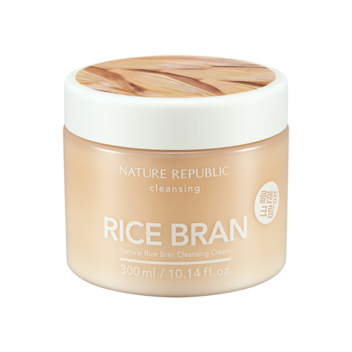 Rice Bran Cleansing Cream, 300ml, SGD26.80
