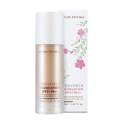 Provence Foundation SPF13 PA++ No.23, 30ml, SGD28.40