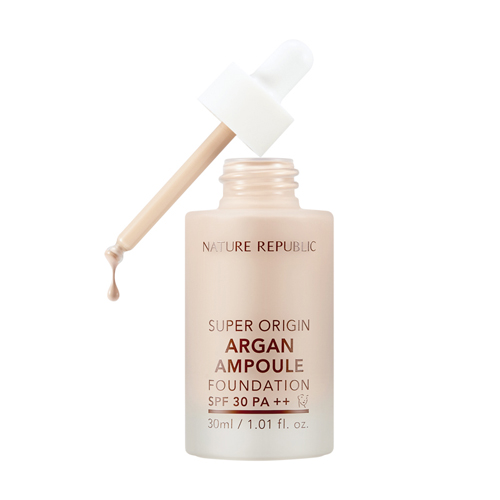 Super Origin Argan Ampoule Foundation SPF30 PA++ No.21, 30ml, SGD38.90
