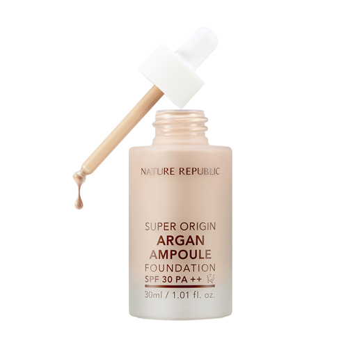 Super Origin Argan Ampoule Foundation SPF30 PA++ No.23, 30ml, SGD38.90