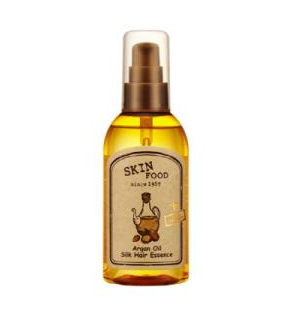 Argan Oil Silk Hair Essence, 100ml, SGD18.20
