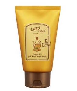 Argan Oil Silk Hair Mask Pack, 200g, SGD16.50
