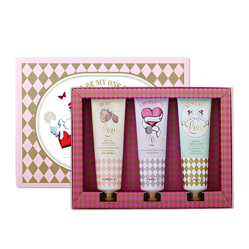 Be My One Love Hand Care Set, 30ml*3, SGD23.20