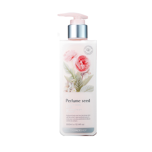 Perfume Seed Velvet Body Milk, 30ml, SGD23.20