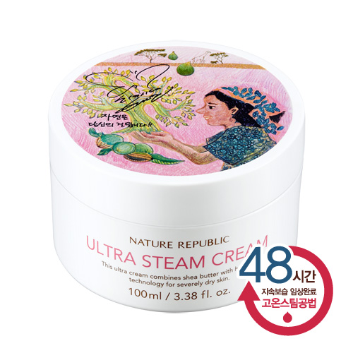 Ultra Steam Cream, 100ml, SGD29.40
