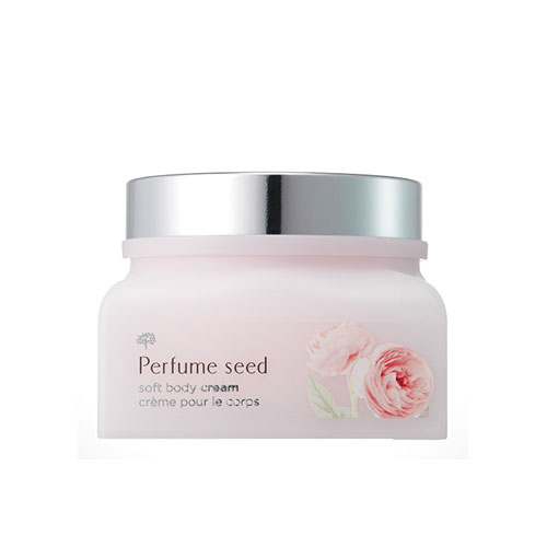 Perfume Seed Soft Body Cream, 180ml, SGD25.20