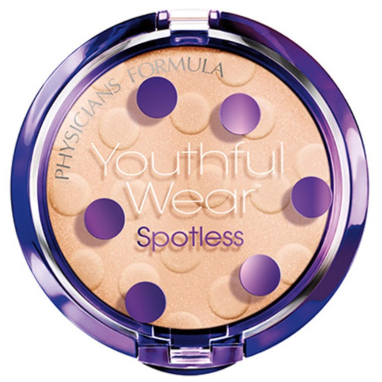 Physician's Formula Youthful Wear Cosmeceutical Youth-Boosting Spotless Powder - Translucent