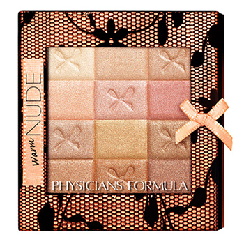 Physician's Formula Shimmer Strips All-in-1 Custom Nude Palette for Face & Eyes - Warm Nude