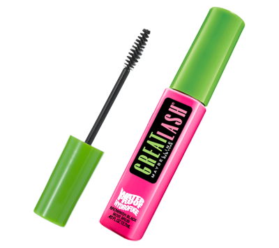 MAYBELLINE Great Lash Mascara (Waterproof) - #101 Very Black, SGD20.50