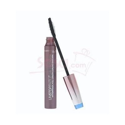 MAYBELLINE Unstoppable Curly Mascara (Waterproof) - Black