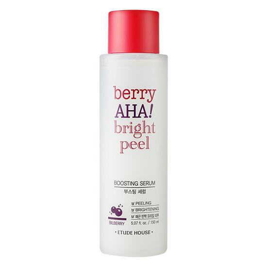 Berry AHA Bright Peel Boosting Serum, 150ml, SGD30.80