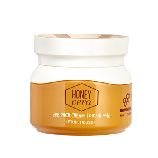 Honey Cera Eye Pack Cream, 28ml, SGD36.80