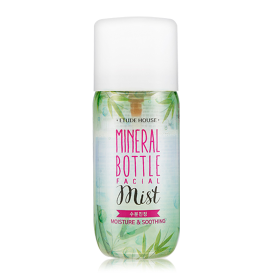 Mineral Botle Facial Mist (Small), 45ml, SGD12.90