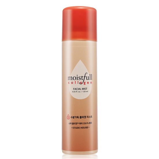 Moistfull Collagen Facial Mist (Large), 120ml, SGD28.80